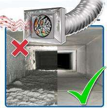 benefits air duct cleaning